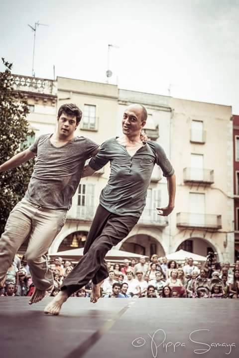 El coreógrafo de Danza Mobile, Manuel Cañadas, Premio Teatro Andaluz al Mejor Intérprete