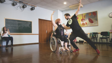 Taller de flamenco inclusivo | 2017 Escena Mobile