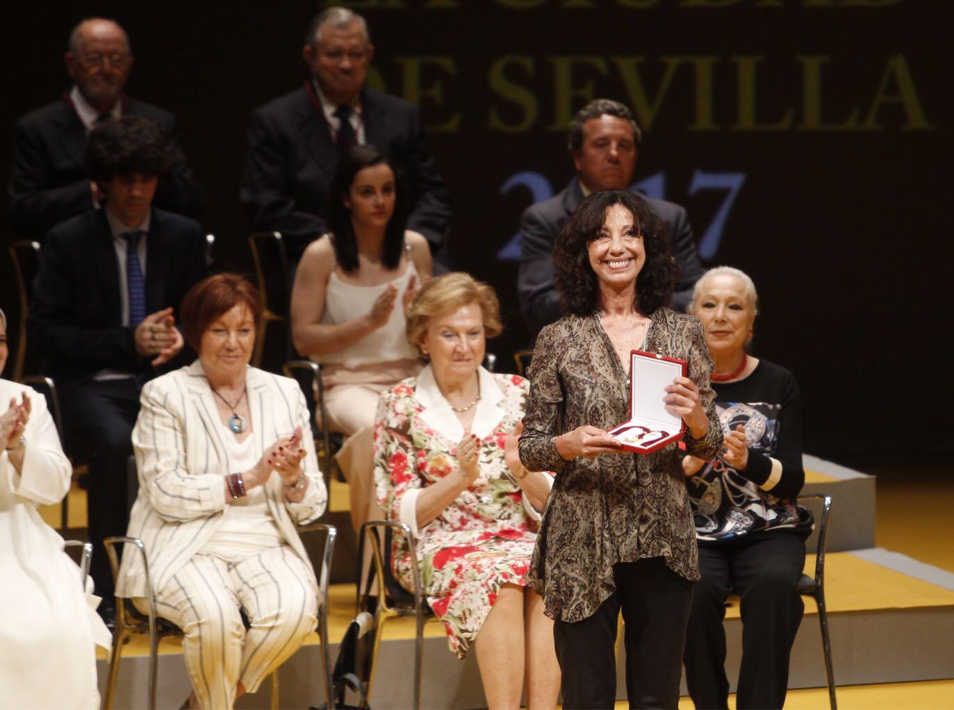 2017 | Medalla de Sevilla