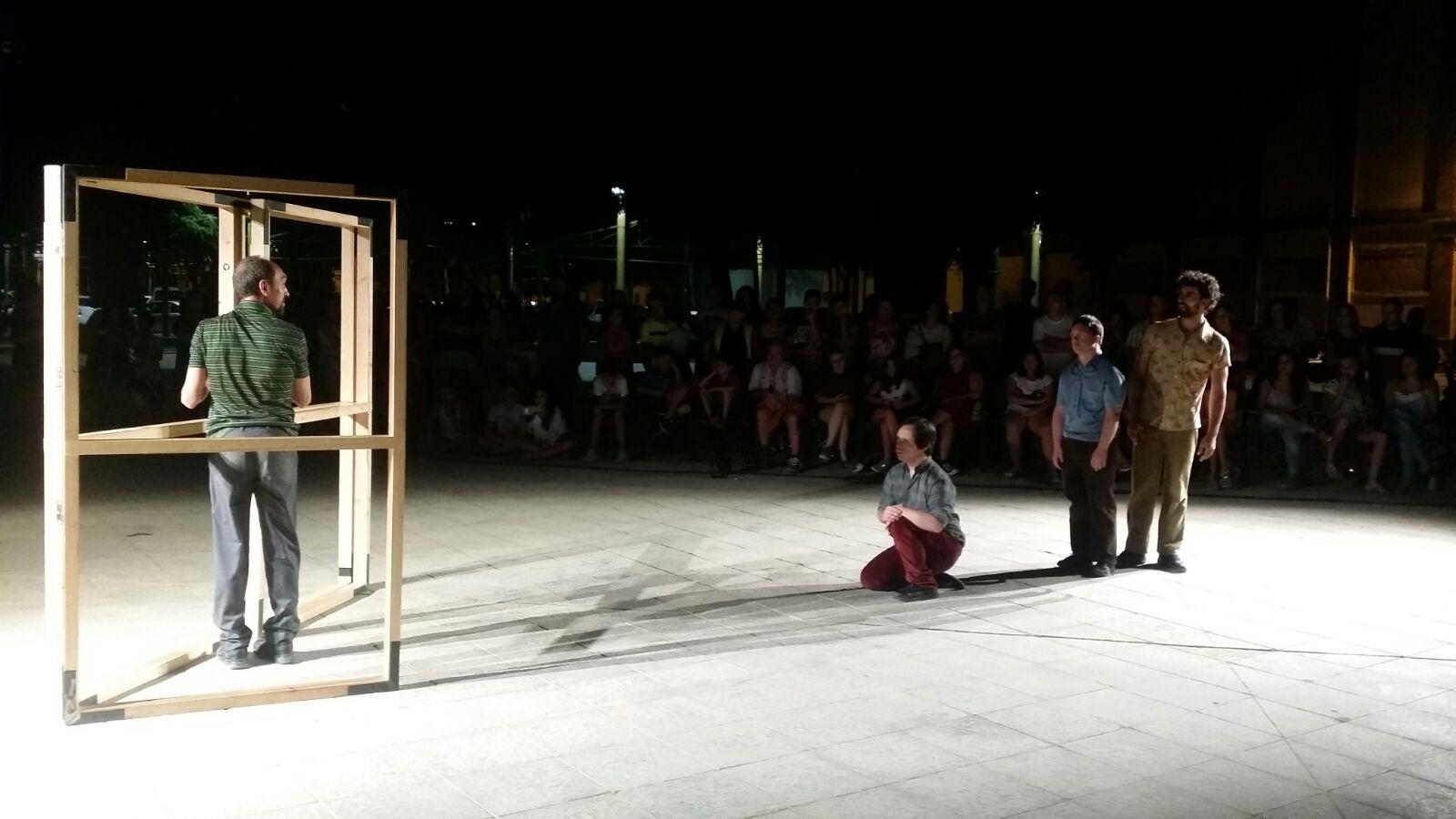 ENVANO, en la Feria de Teatro de Palma del Río