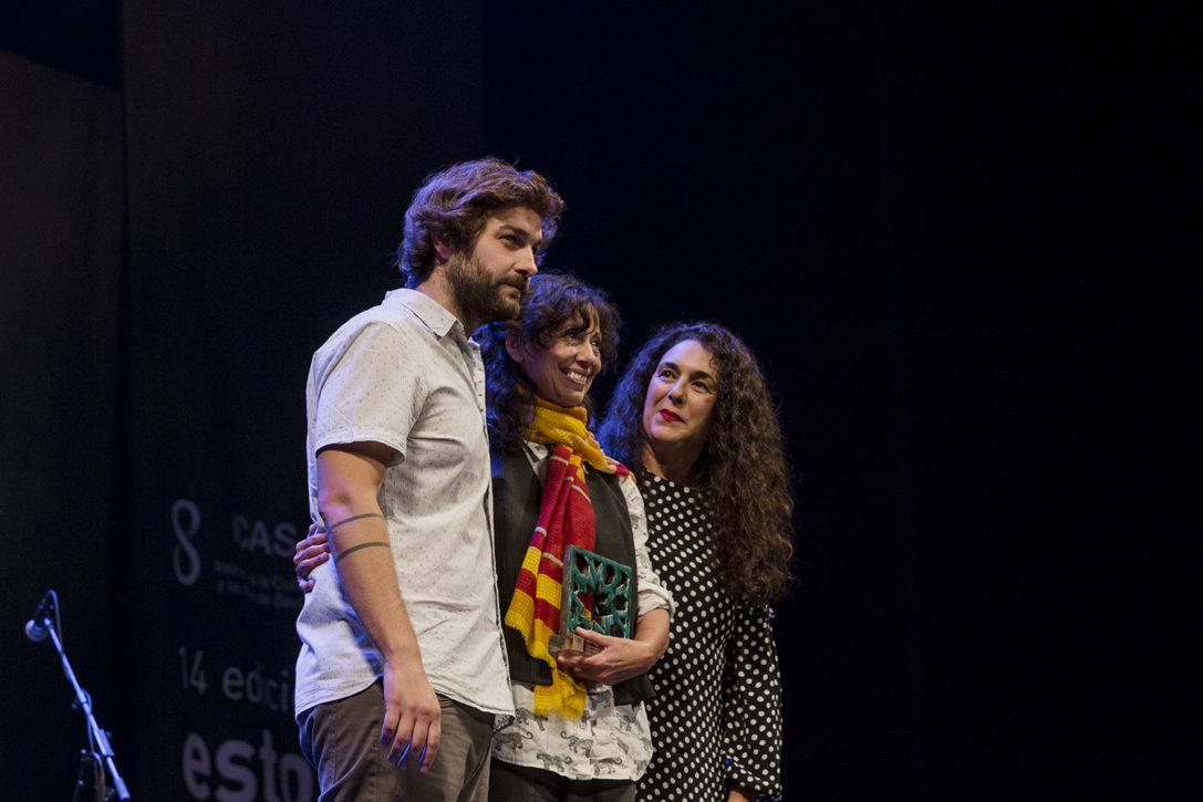 Premio Imagenera del Centro de Estudios Andaluces para Mateo Cabeza por 'Que nadie duerma'