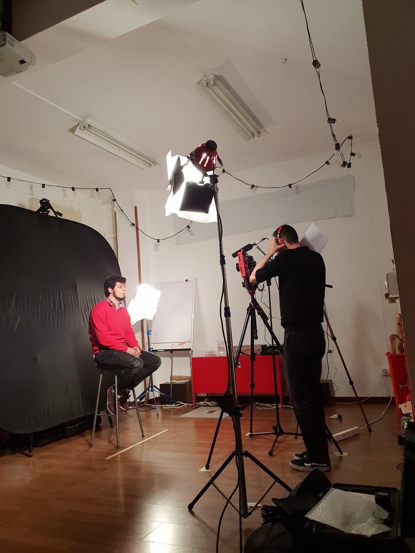 Helliot Baeza participa en VOCES, audiovisual de ZEMOS98 para la Fábrica de Artillería