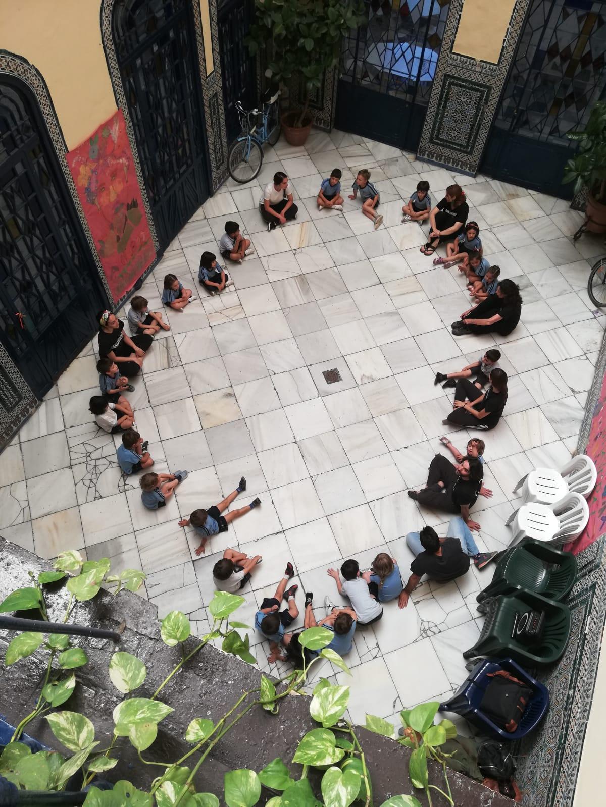 Talleres para los más pequeños en colegios de Sevilla