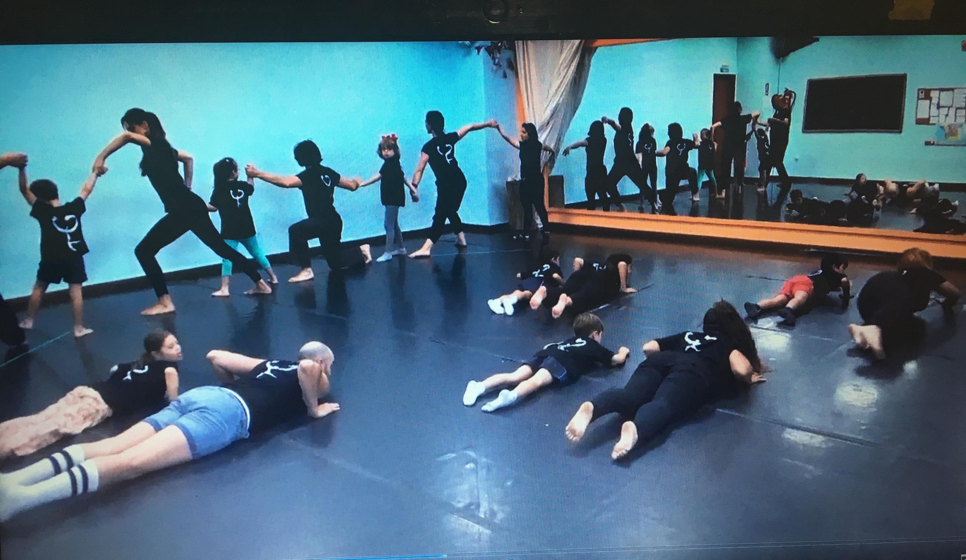 Concluyen las clases en la Escuela de Danza