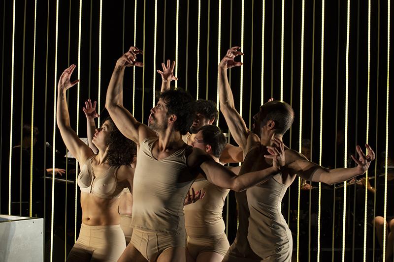 El 'Festín de los Cuerpos' seleccionado en el catálogo de danza del País Vasco