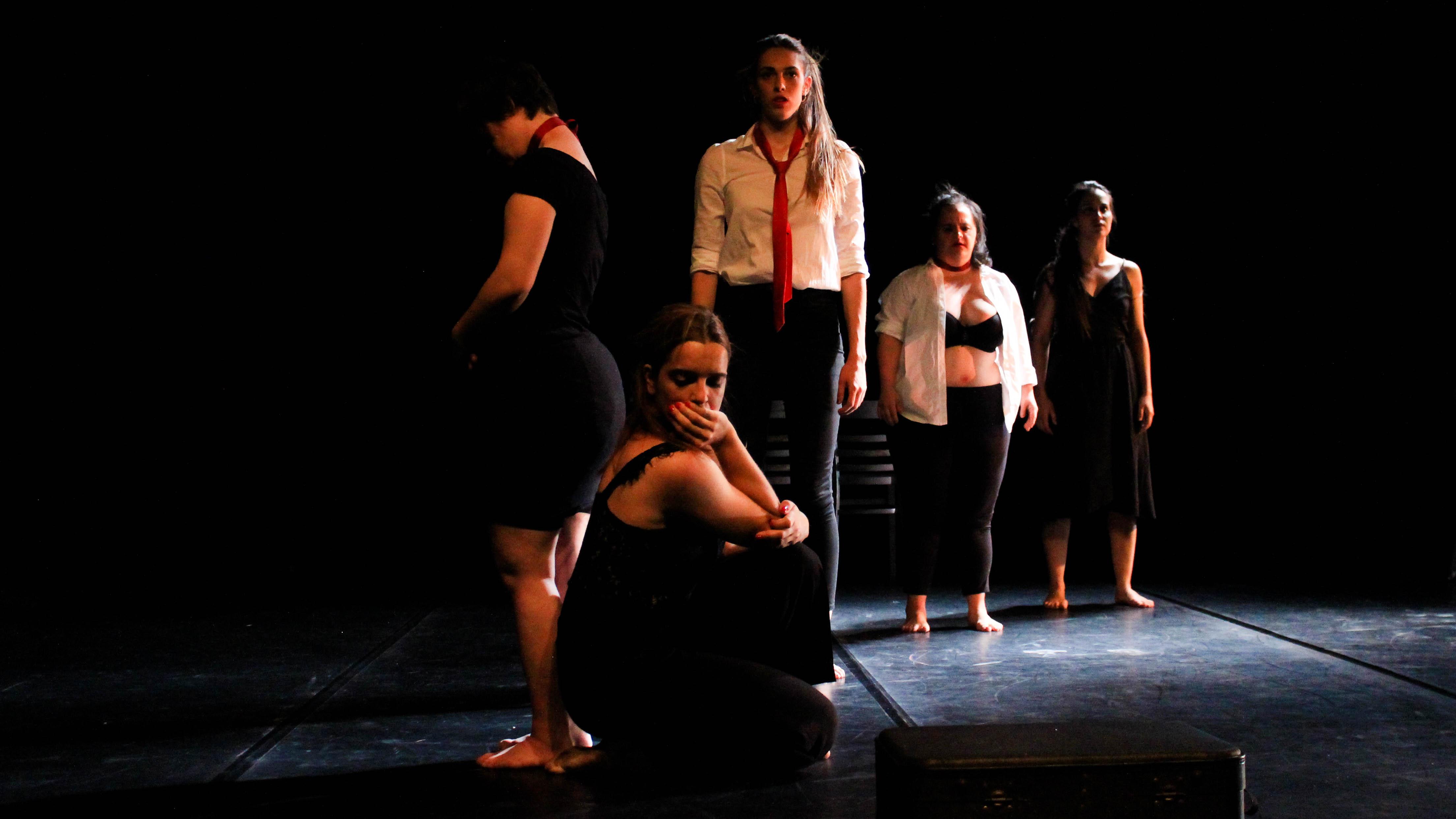 SOCIETY se representó en Málaga el Día de la Mujer